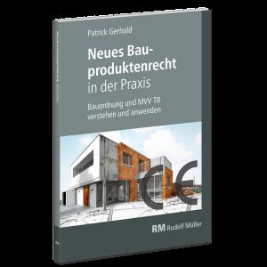Cover Neues Bauproduktenrecht