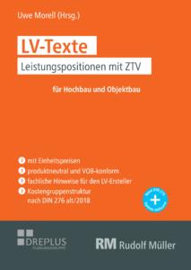 Cover LV-Texte Leistungspositionen mit ZTV